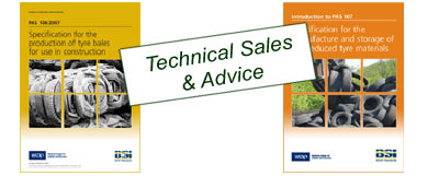 Technical Sales and Advice.